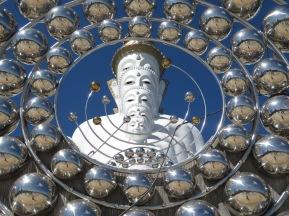 amazing Buddha statute