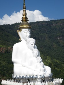 Buddha temple - Thailand