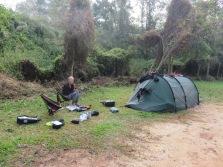 Doi Pha Hom Pok national park and hot springs
