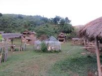 Apache guesthouse -Karen hill tribe settlement
