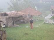Karen hill tribe settlement - Apache guesthouse