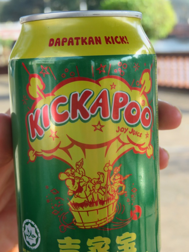 Strange name for a drink, like beating up my little sister, poo