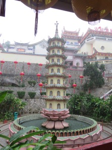 temple in Penang