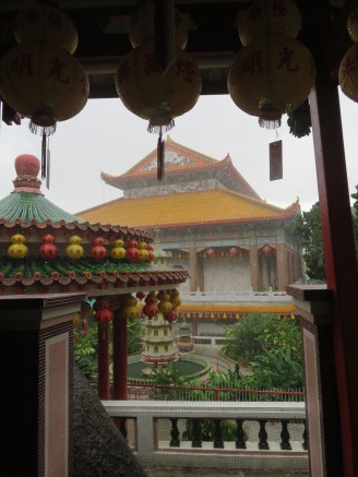 Kek Lok SI Buddhist Temple in Penang