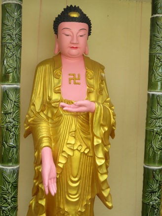 in Japan they want to ban this symbol for temple when they host the games but this far out dates the Nazi usage