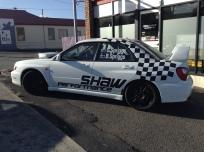 A car for Shaw Beattie