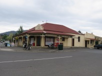 Lilydale, a high street of about 5 houses