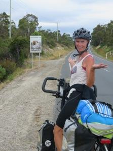 crossing into Dorset, Tasmania