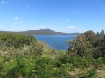 On the way to Cradle Mountain