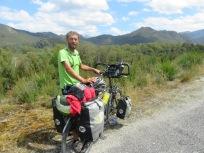 Tasmania has a few hills