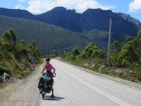 Cradle Mountain - who chose Tasmania for cycling???