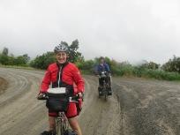 Wet off road track - definitely a Stuart road