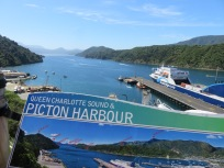 Picton Harbour North Island NZ