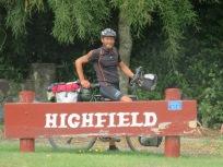 Gary was bought up in highfield, but in Hemel Hempstead