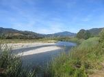 Our scenic riverside ride
